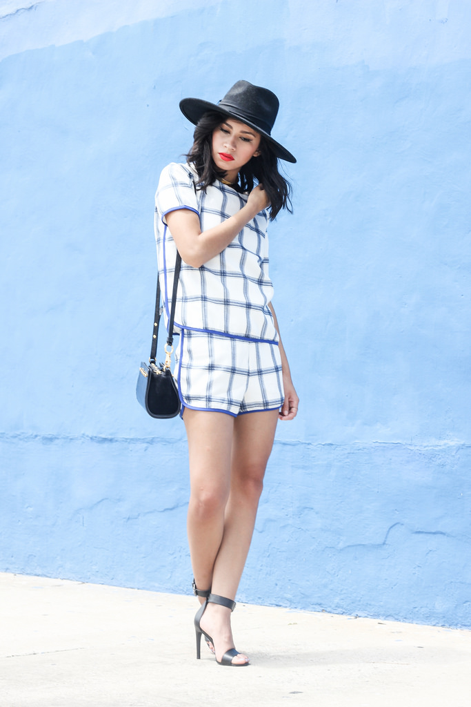 The Scarlet Room, Tibi, Alexander Wang, Vanessa Mooney, Gorjana Nordstrom, wide brimmed fedora hat